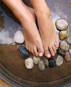 Sue Davies - Feet First